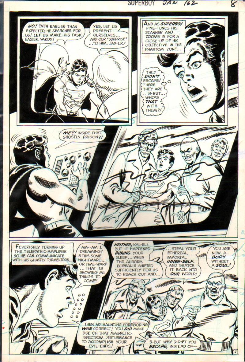 Superboy #162 p 7 (1968)