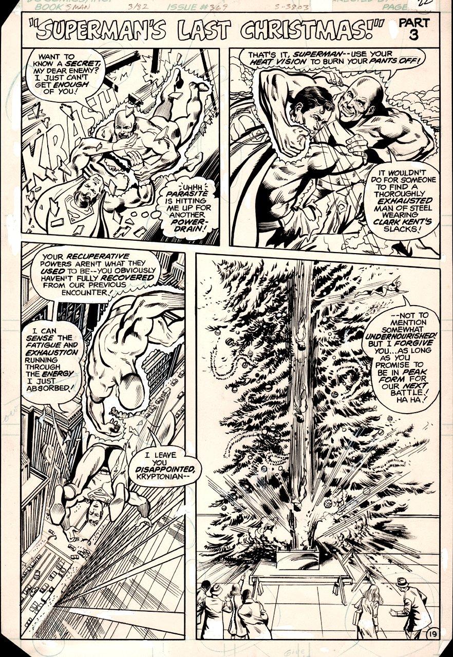 Superman #369 p 19 (1981)