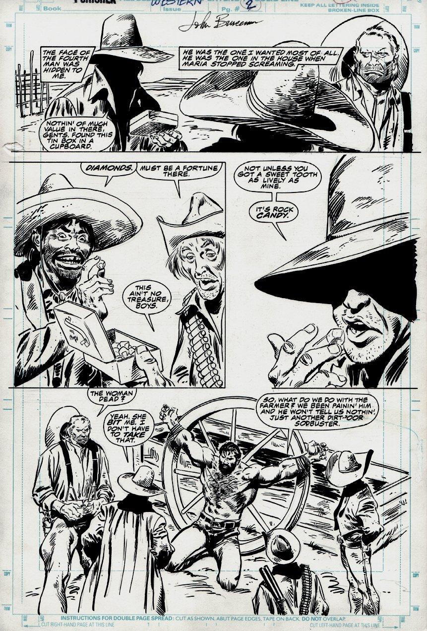 Punisher: A Man Named Frank #1 p 2 (1994)