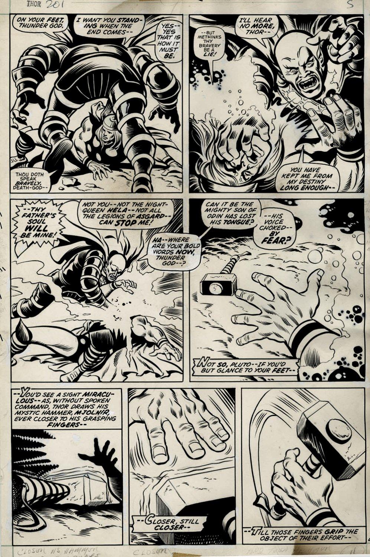 Thor 201 p 4 (1972)