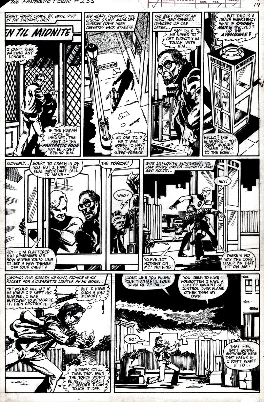 Fantastic Four #233 p 14 (1981)