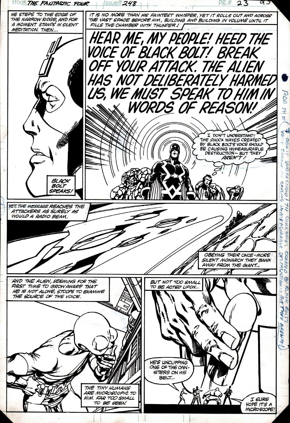 Fantastic Four #248 p 23 (1982)