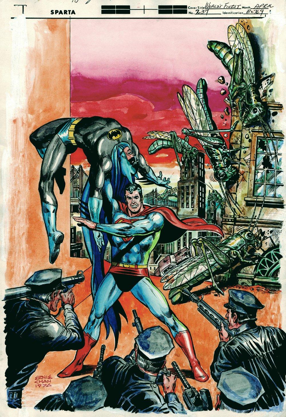World's Finest Comics #237 Cover (1975)