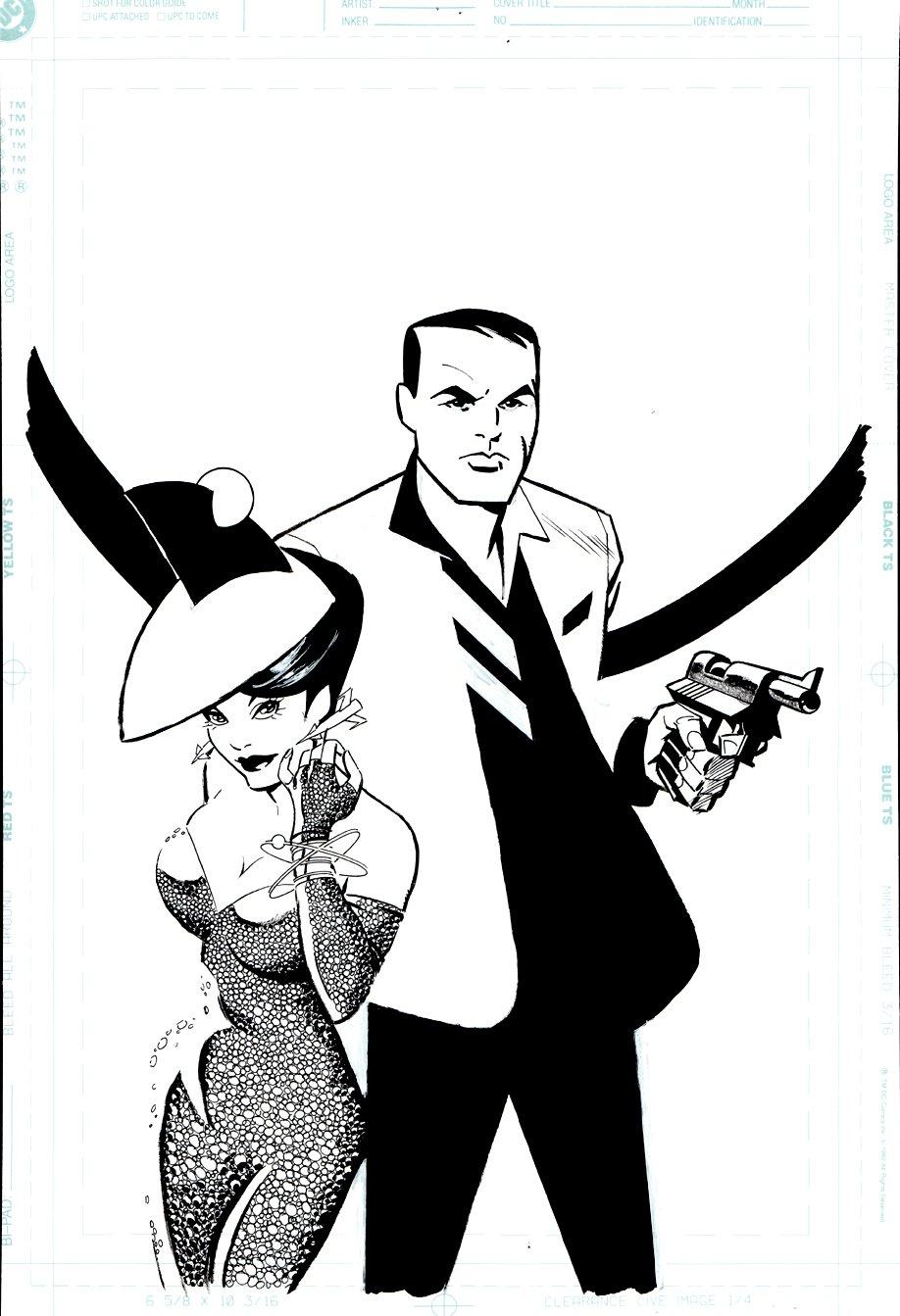 Pulp Fantastic #2 Cover (1999)