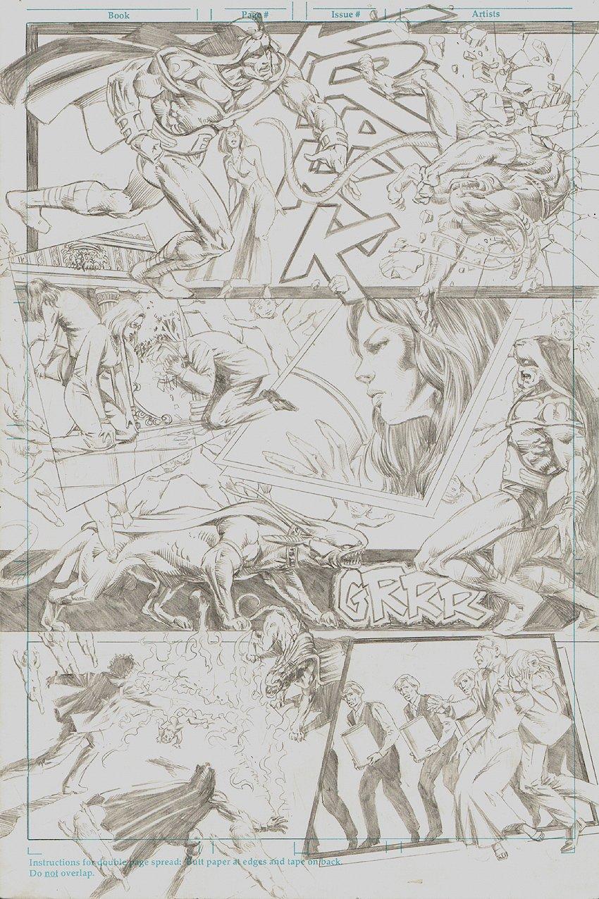 Miracleman Triumphant #1 p 18