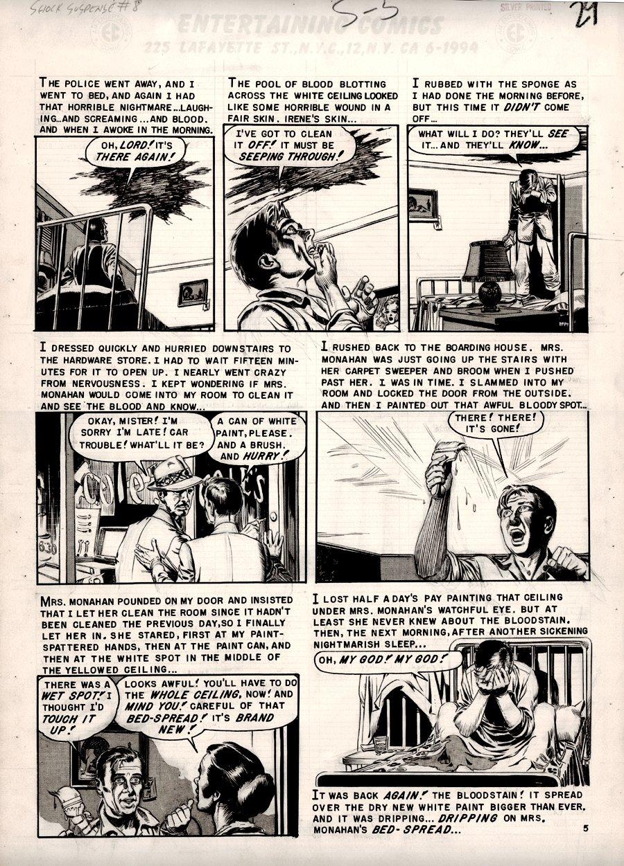 Shock SuspenStories #8 p 5 (LARGE ART) 1952