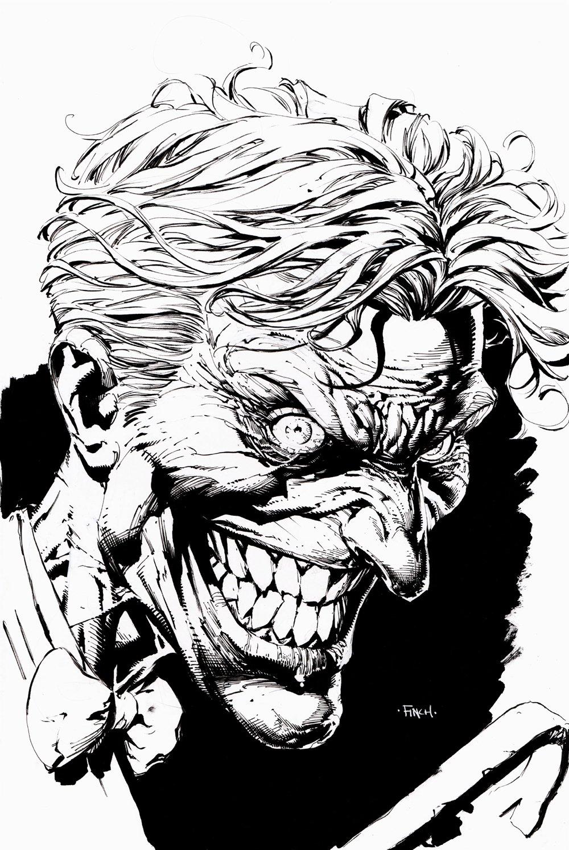 Stunning Joker Pinup!