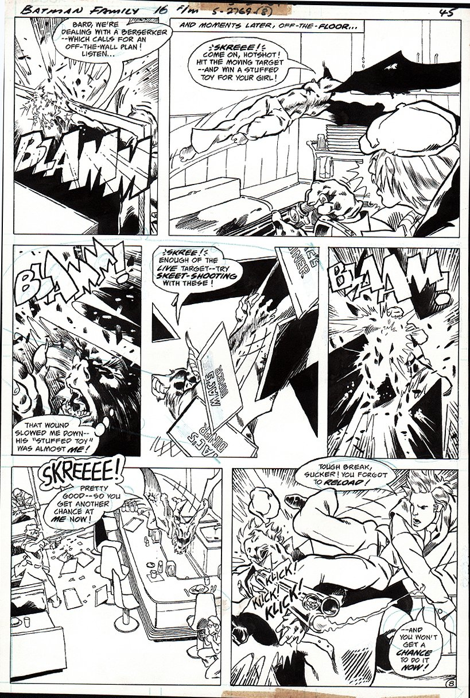 Batman Family #16 p 8 (1977)