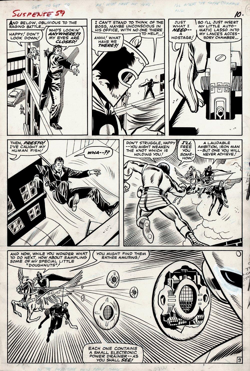 Tales of Suspense #59 p 9 (Large Art) 196