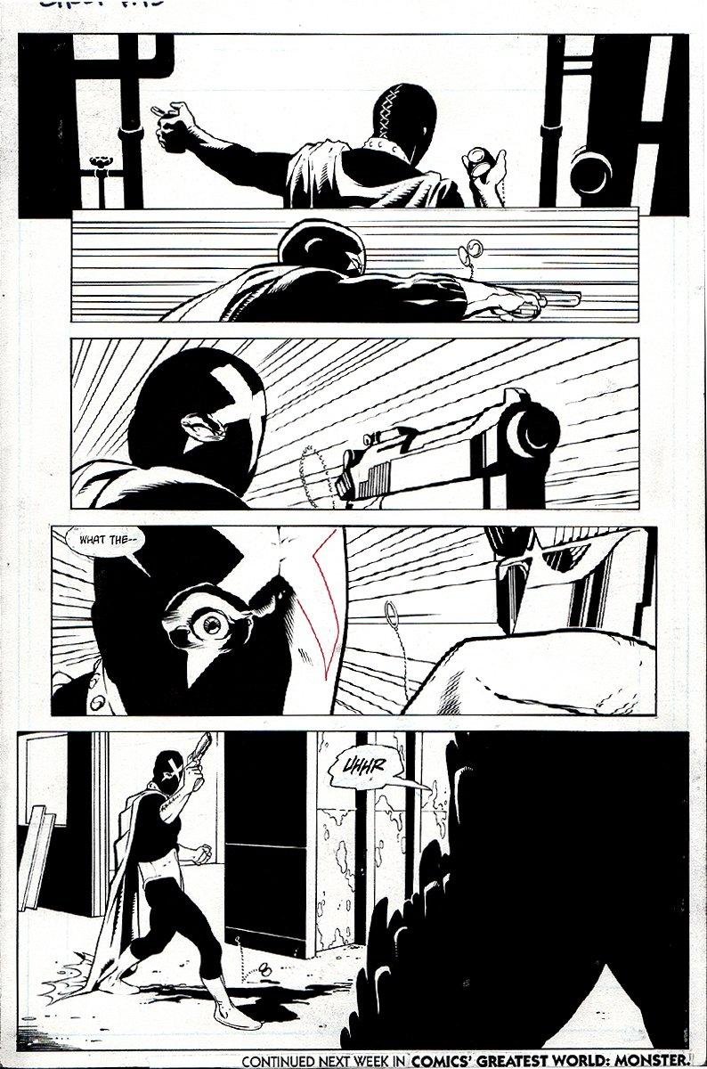 Comics' Greatest World: Ghost p 15 (1993)