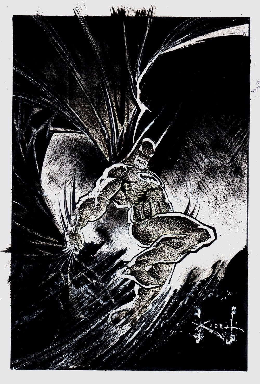 Batman Chronicles Gallery #1 SPLASH (1997)