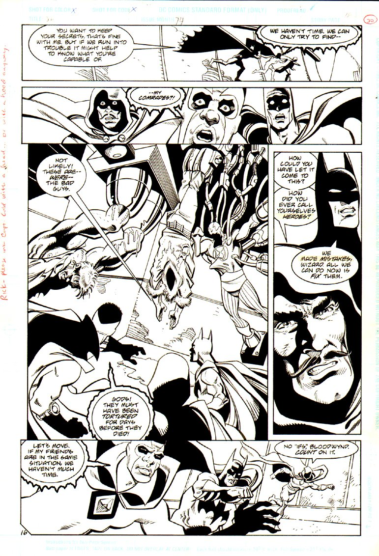 Justice League of America #74 p 16