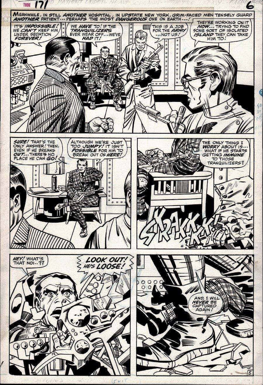 Thor #171 p 5 (1969)