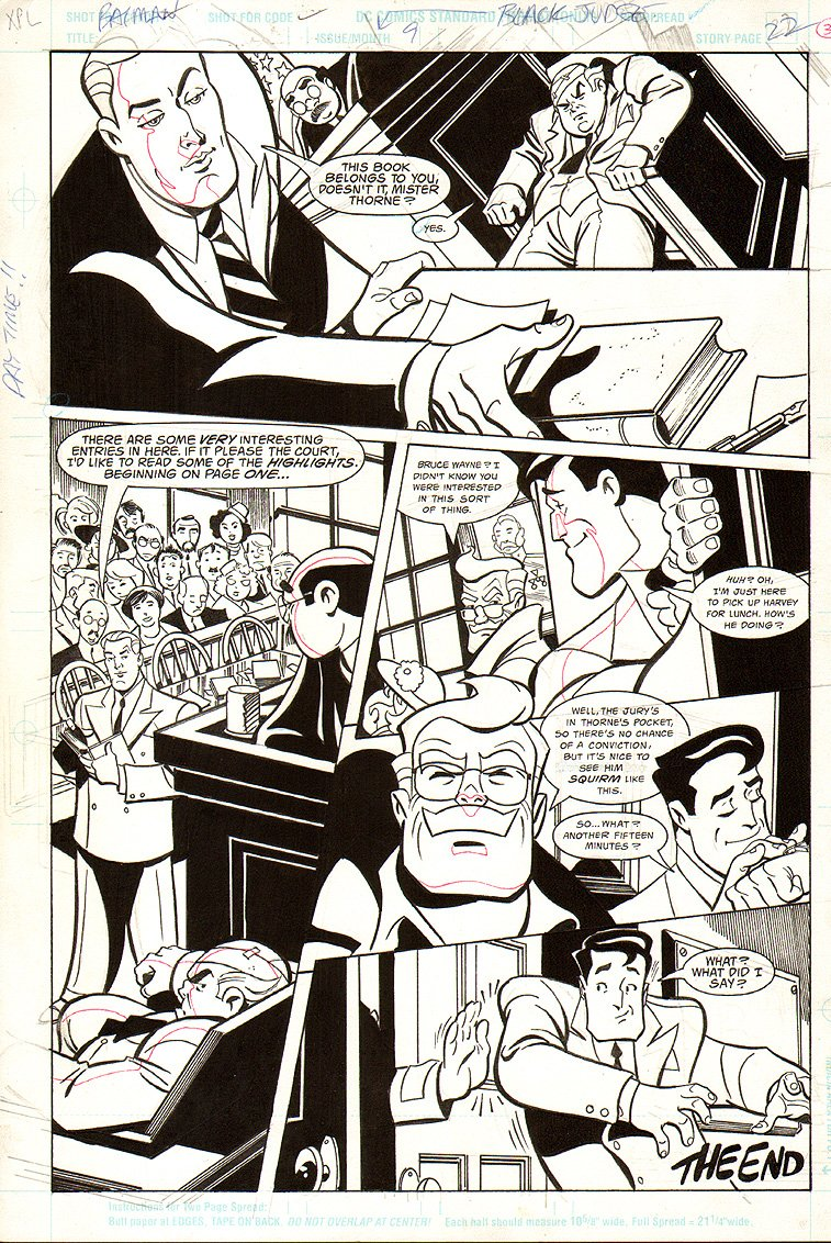 Batman Adventures #9 p 22