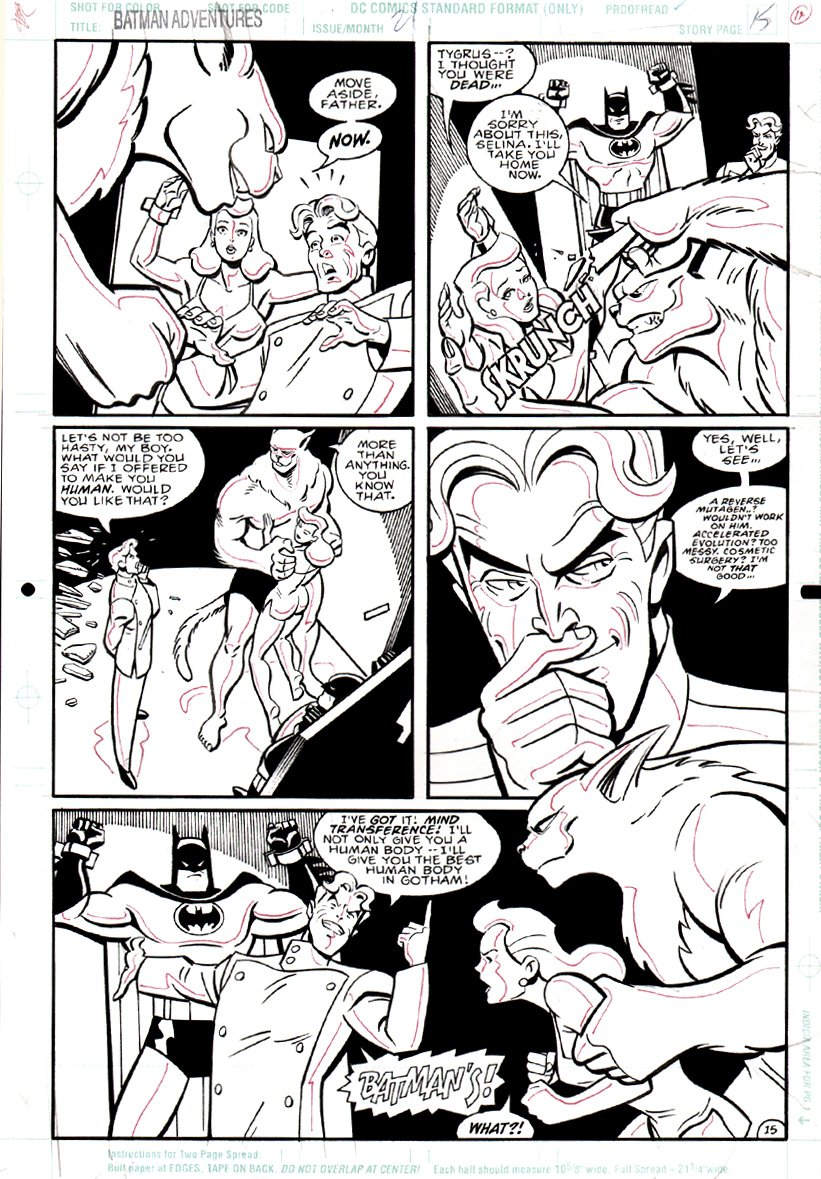 Batman Adventures #21 p 15 (1994)