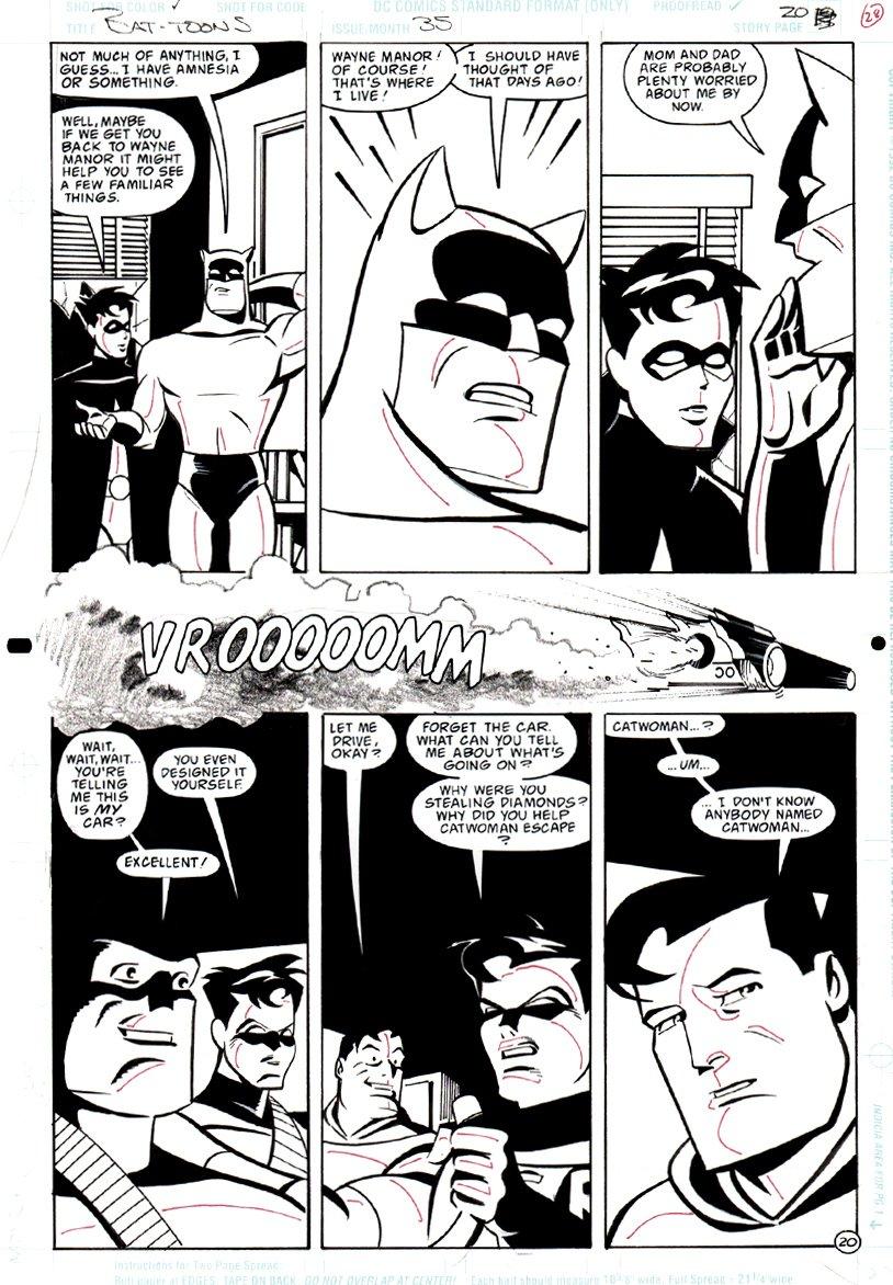 Batman Adventures #35 p 20 (1995)