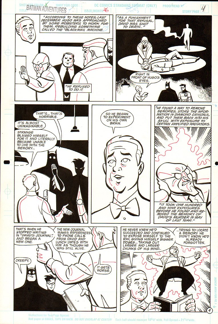 Batman Adventures #36 p 4