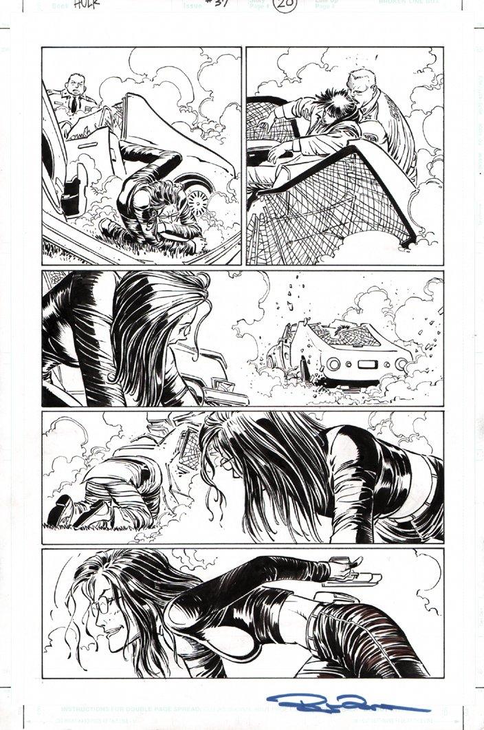 Incredible Hulk #37 p 20 (1988)