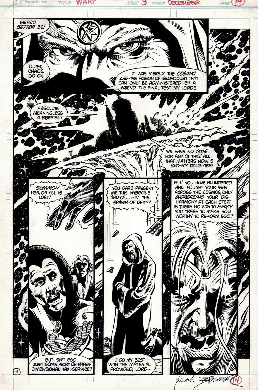 Warp #9 p 14 (1983)