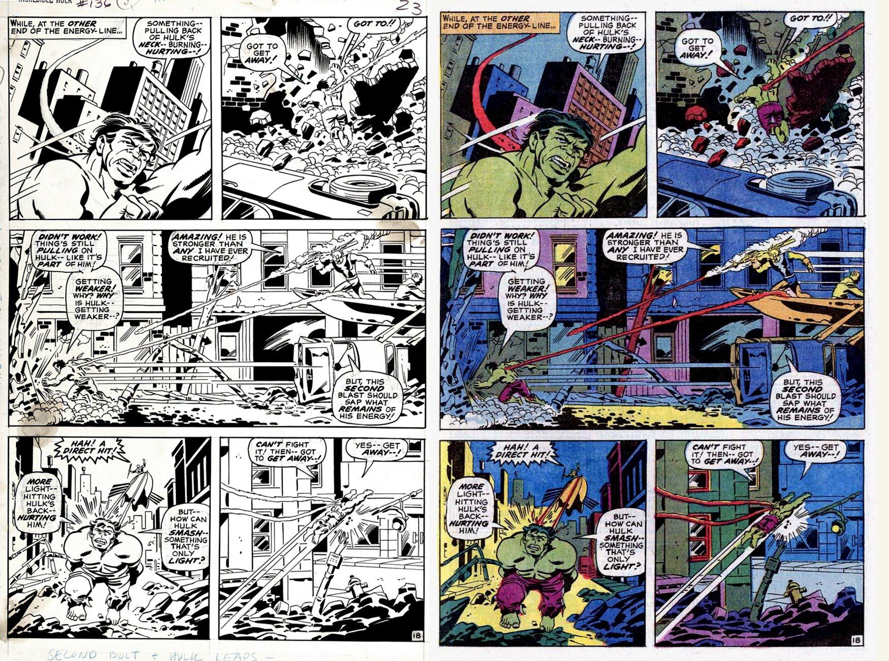 Incredible Hulk #136 p 18 (1970)