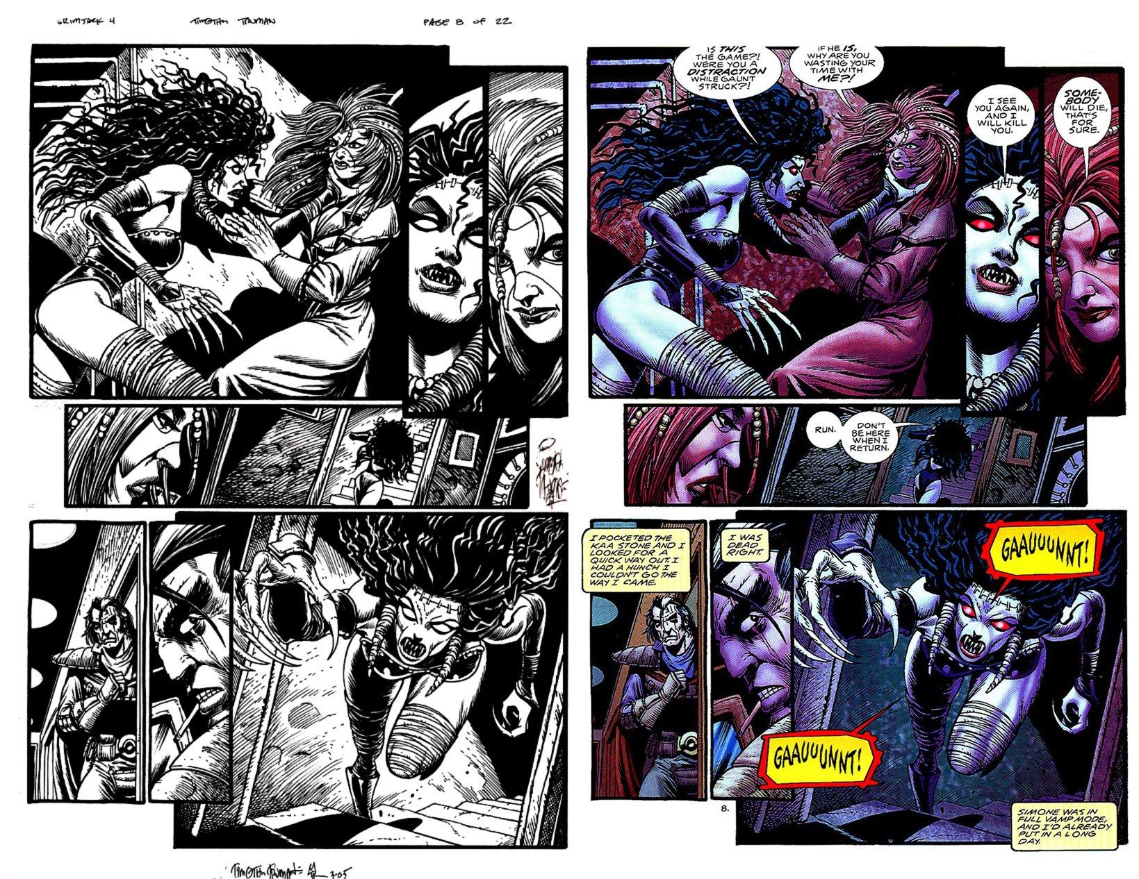 Grimjack: Killer Instinct #4 p 8