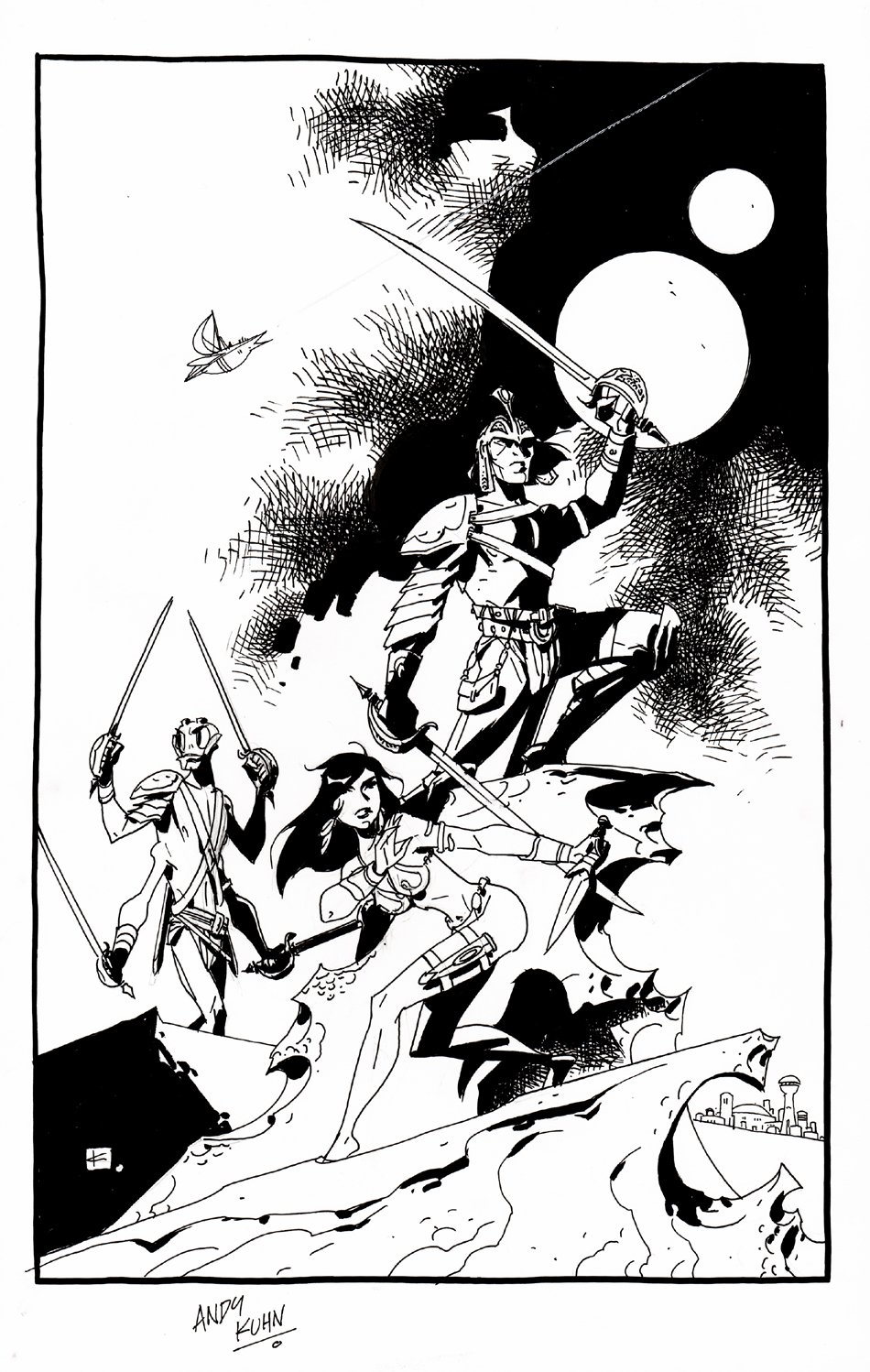 John Carter of Mars Published Cover