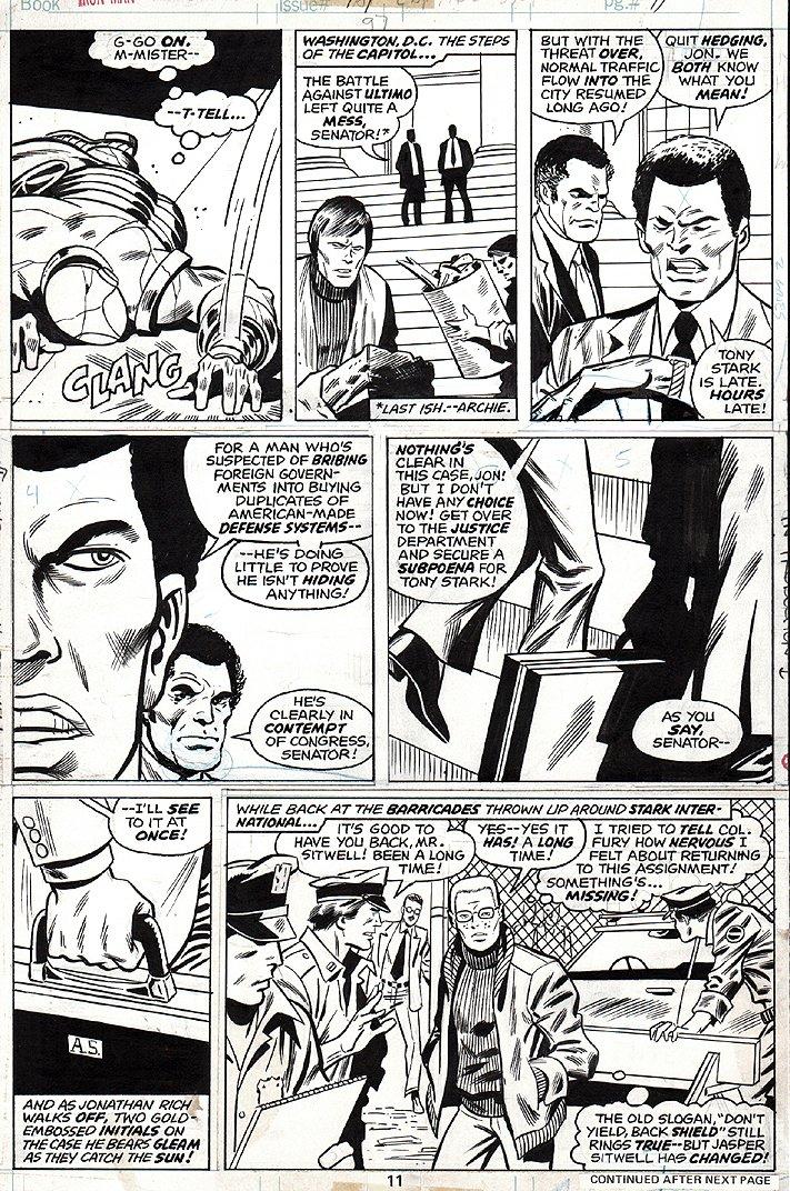 Iron Man #97 p 11 (1976)
