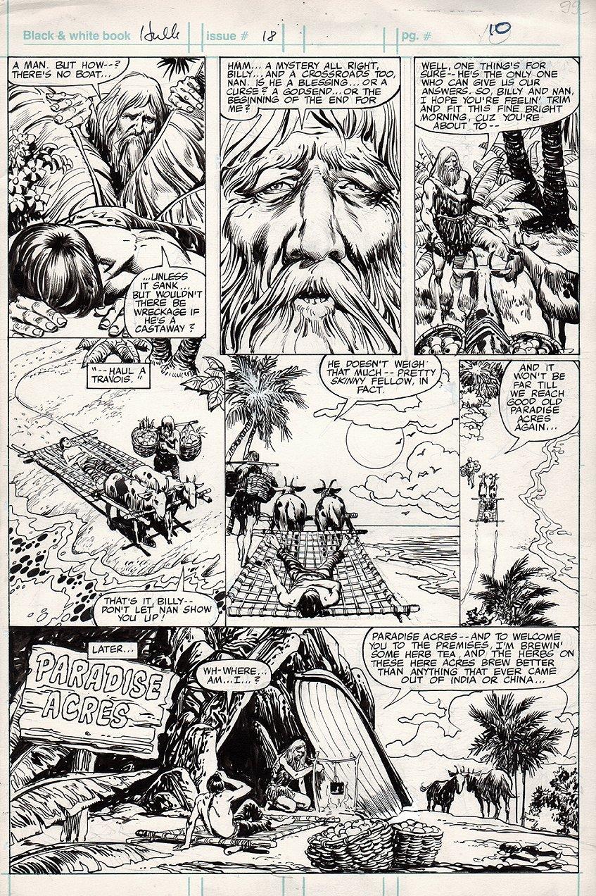 Hulk Magazine #18 p 10 (1979)