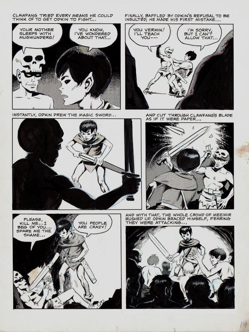 Wizard King Trilogy p 14 (Large Art)