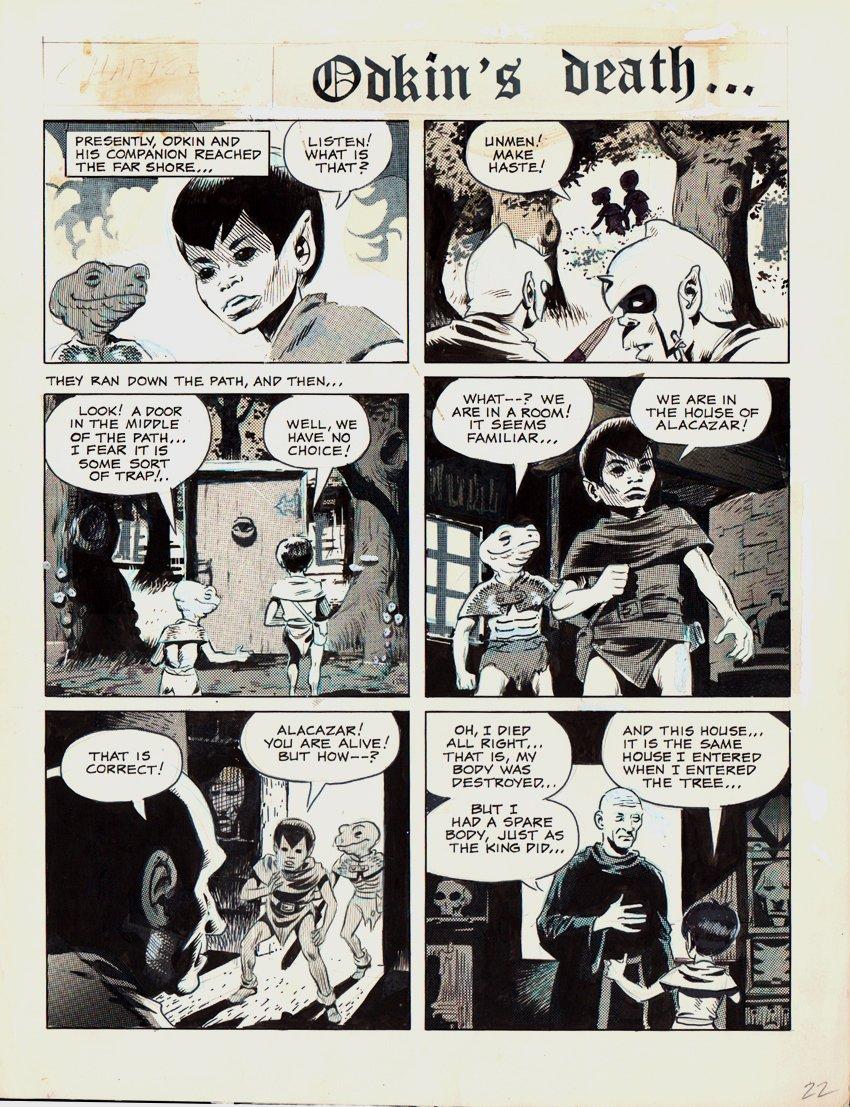 Wizard King Trilogy p 22 (Large Art)