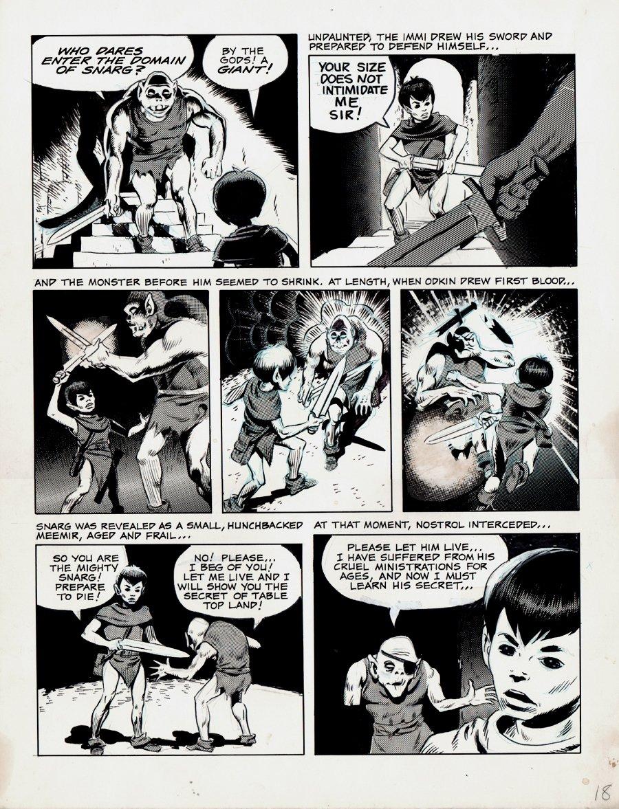 Wizard King Trilogy p 18 (Large Art)