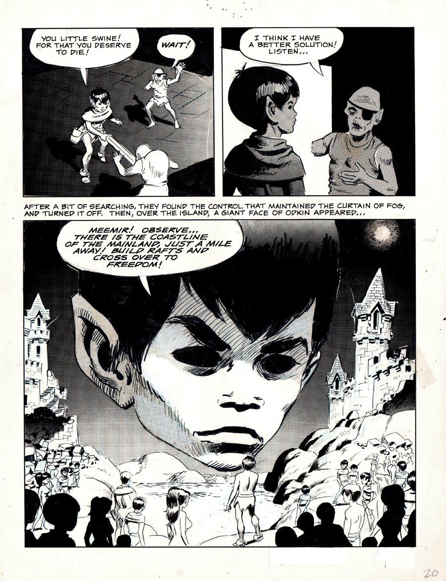 Wizard King Trilogy p 20 (Large Art)