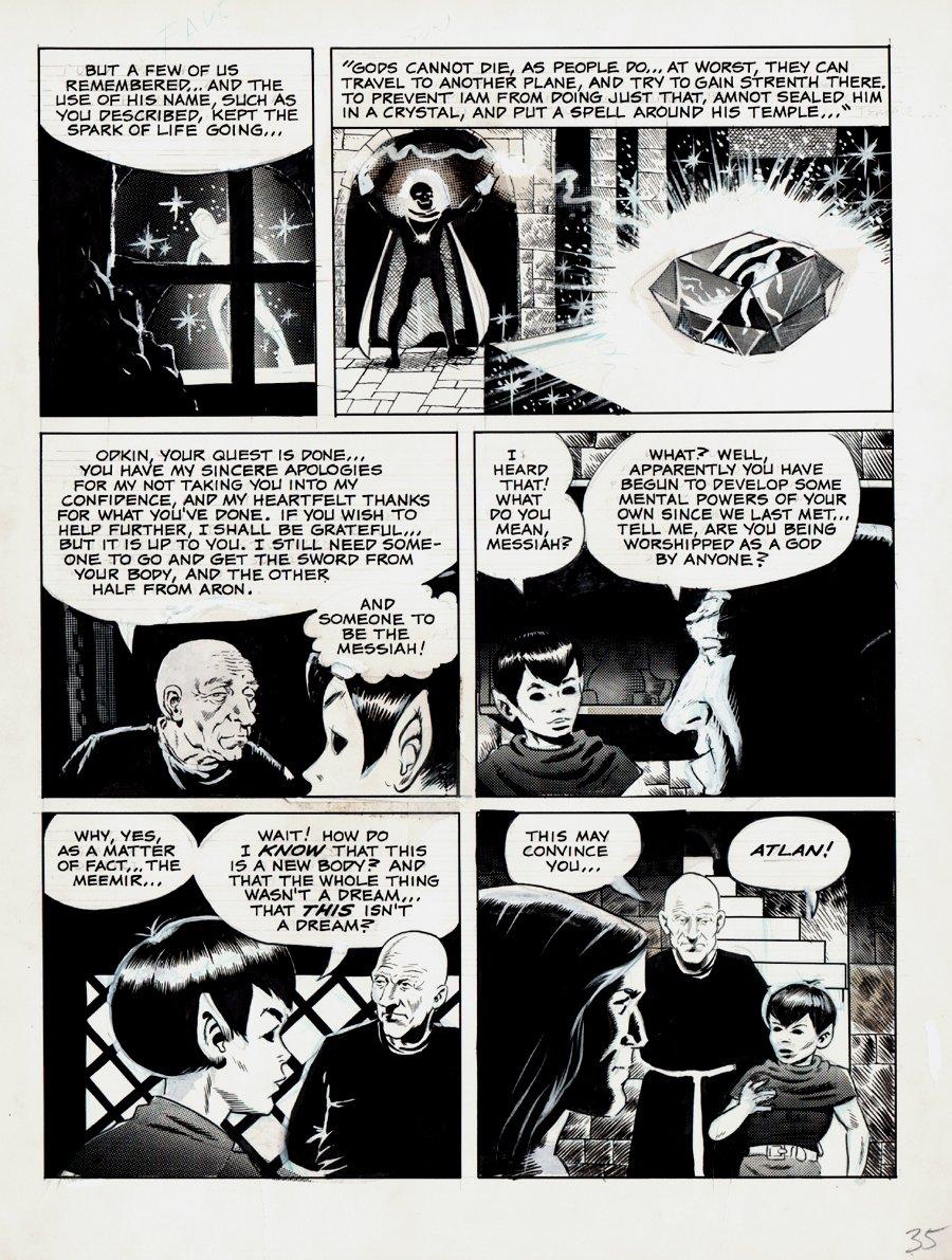 Wizard King Trilogy p 35 (Large Art)