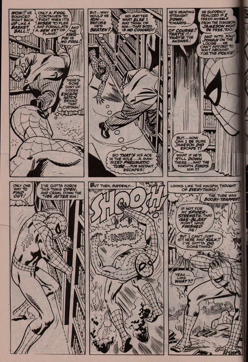 Amazing Spider-Man #52 p 16 (Large Art) STOLEN, STOLEN, STOLEN!