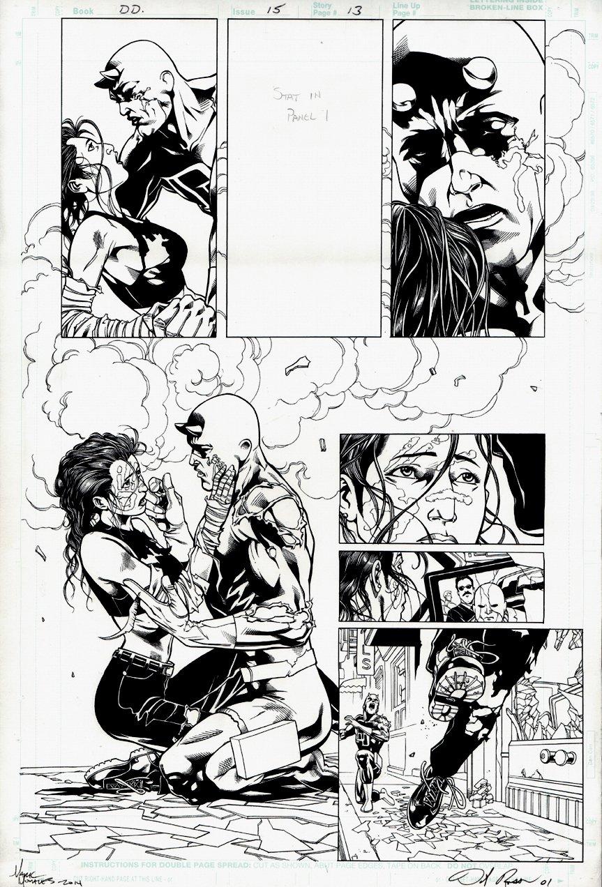 Daredevil #15 p 13 (2000)
