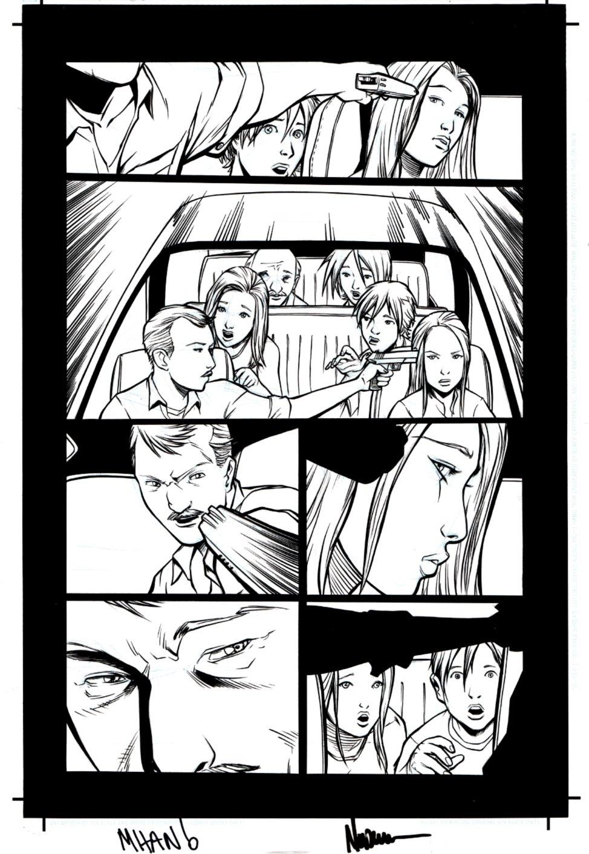 SpyBoy: Final Exam #4 p 6 (2004)