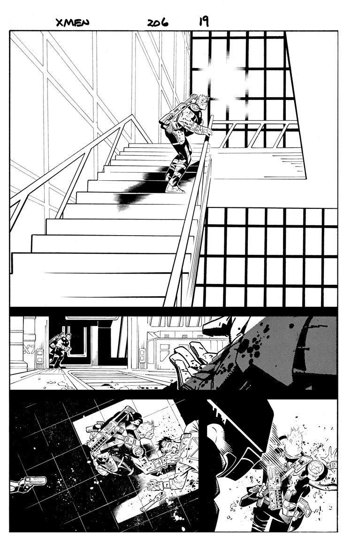 X-Men #200 p 19 (2007)