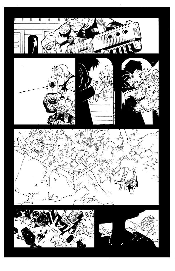 X-Men #200 p 13 (2007)