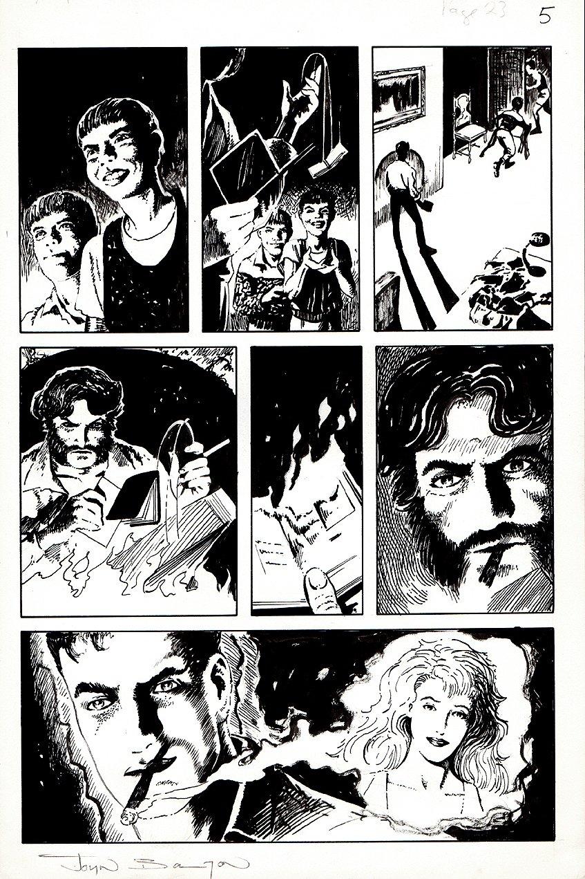 Classic X-Men #24 p 5 (1988)