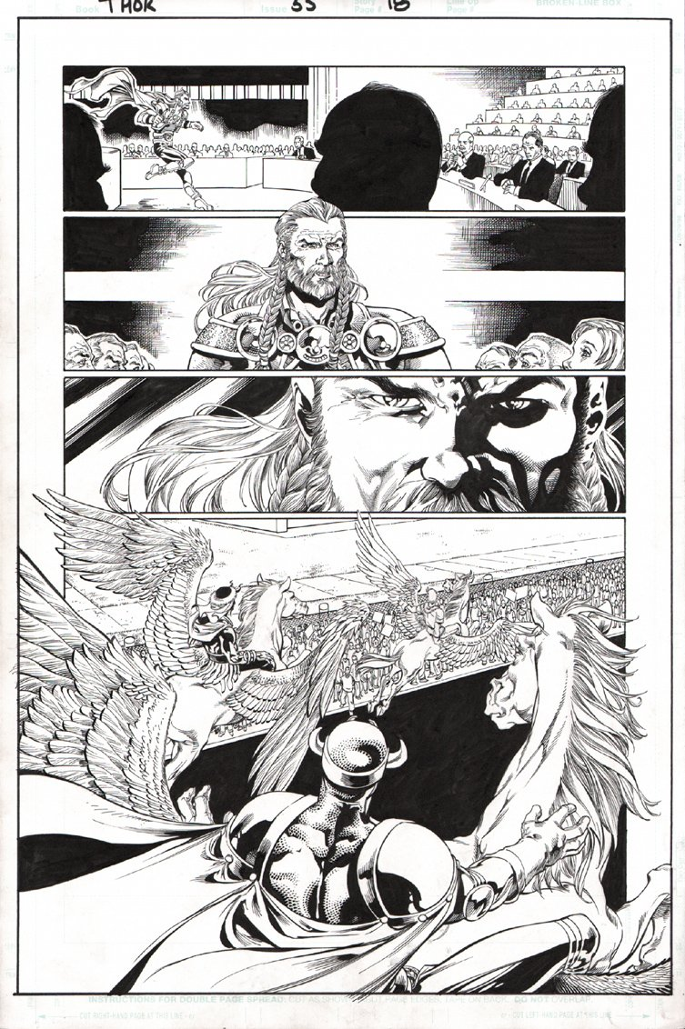 Thor #55 p 18